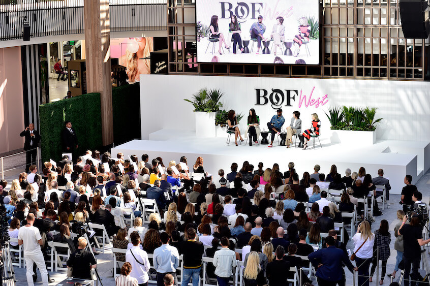BoF West - Westfield Century City Mall